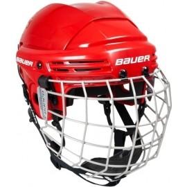 Bauer 2100 COMBO JR - Juniorská helma s mřížkou