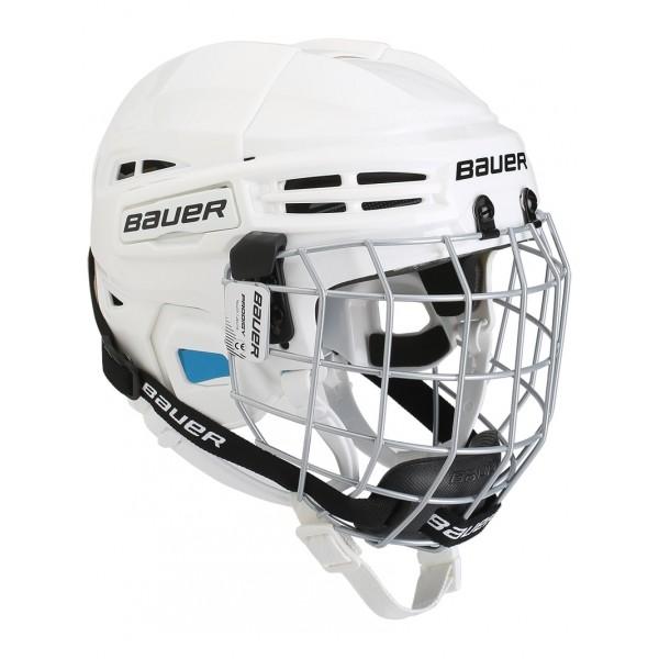 Bauer PRODIGY COMBO YTH - Dětská helma s mřížkou