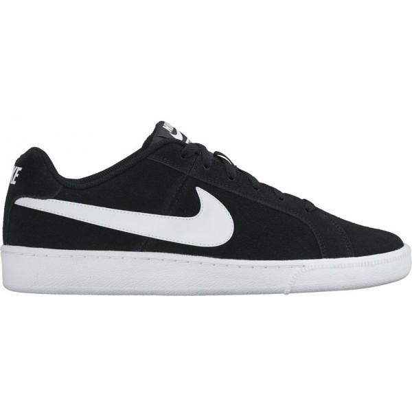 Nike COURT ROYALE SUEDE - Pánská semišová obuv