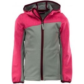 Alpine Pro SAMEO - Dětská softshellová bunda