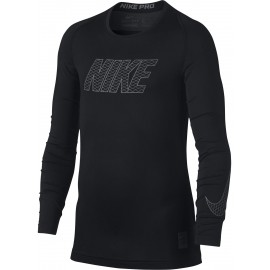 Nike PRO TOP LS COMP - Chlapecké triko