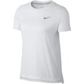 Nike MILER TOP SS W - Dámské triko s krátkým rukávem