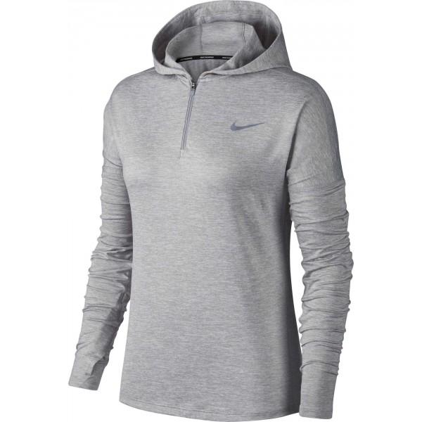Nike DRY ELMNT HOODIE W - Dámská běžecká mikina