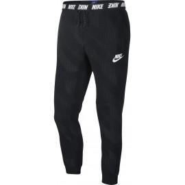 Nike AV15 PANT FLC AOP - Pánské kalhoty