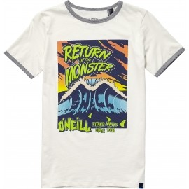 O'Neill LB SURF MONSTER S/SLV T-SHIRT - Chlapecké tričko