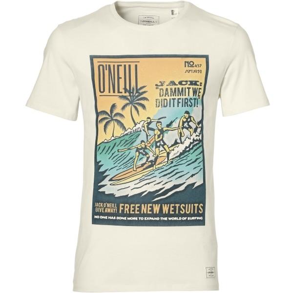 O'Neill LM THROWBACK PHOTO T-SHIRT - Pánské tričko