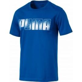 Puma BRAND TEE - Pánské triko