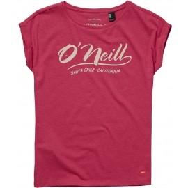 O'Neill LG SANTA CRUZ S/SLV T-SHIRT - Dívčí tričko