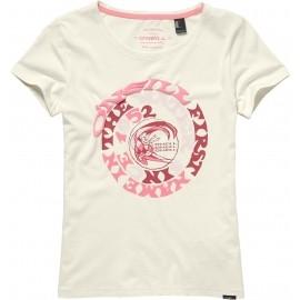 O'Neill LG THE ORIGINAL S/SLV T-SHIRT - Dívčí tričko