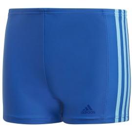 adidas FITNESS BOXER 3 STRIPES BOYS - Chlapecké sportovní plavky