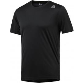 Reebok RUN SS TEE M - Pánské sportovní tričko