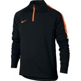Nike DRY ACDMY DRIL TOP Y - Dětské fotbalové tréninkové tričko