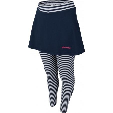 Dívčí 3/4 legíny se sukní - Lotto DASA - 1