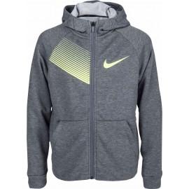 Nike DRY TRAINING HOODIE - Chlapecká mikina