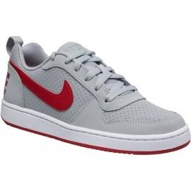 Nike COURT BOROUGH GS - Dětská vycházková obuv