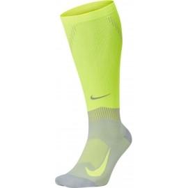Nike COMPRESSION OVER-CALF-SOCKS - Běžecké podkolenky