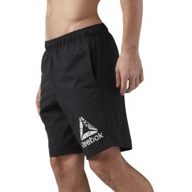 Reebok COMMERCIAL CHANNEL WOVEN SHORT - Pánské šortky