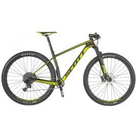 Scott SCALE 930 - Karbonové horské kolo se závodní geometrií