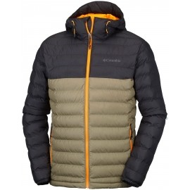 Columbia POWDER LITE HOODED JACKET - Pánská zimní bunda
