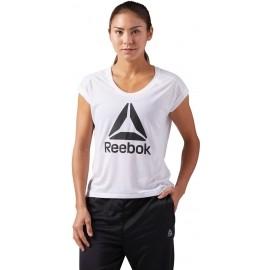 Reebok WOR SUPREMIUM 2.0 TEE BIG - Dámské sportovní tričko