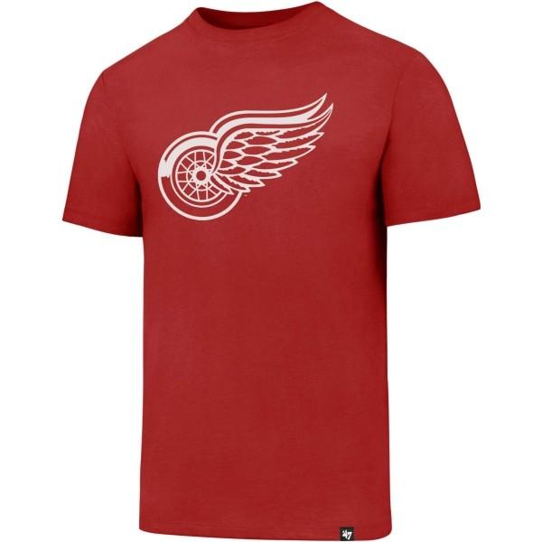 47 NHL DETROIT RED WINGS CLUB TEE - Pánské tričko