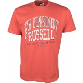 Russell Athletic S/S NECK CREW ATH DEPARTMENT