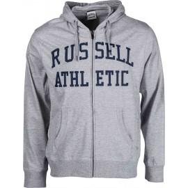 Russell Athletic PRINT HOODY FULL ZIP