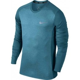 Nike MILER TOP LS - Pánské sportovní tričko
