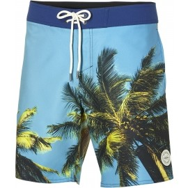 O'Neill PM MID FREAK PHOTO BOARDSHORTS - Pánské boardshorts