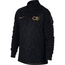 Nike DRI-FIT CR7 ACADEMY DRILL - Chlapecké fotbalové tričko