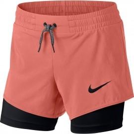 Nike G SHORT 2IN1 - Dívčí tréninkové kraťasy