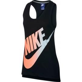 Nike NSW TANK LOGO FUTURA - Dámské tílko
