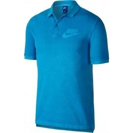 Nike POLO PQ WASH HBR - Pánské polo triko