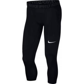 Nike PRO TGHT 3QT - Pánské tréninkové legíny