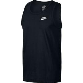Nike TANK CLUB EMBRD FTRA - Pánské tílko