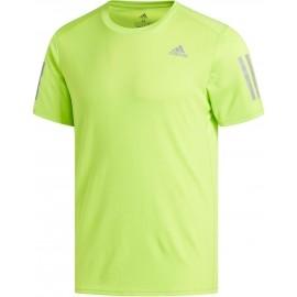 adidas RESPONSE TEE M - Pánské běžecké triko