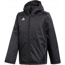 adidas CORE18 STD JKTY - Chlapecká sportovní bunda