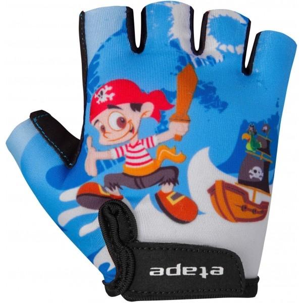 de1e74ef163 Etape REX - Dětské cyklistické rukavice