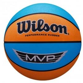 Wilson MVP MINI RBR BSKT - Mini basketbalový míč