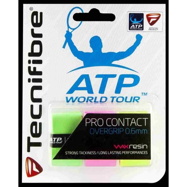 TECNIFIBRE CONTACT WRAP ATP A3 - Tenisová omotávka
