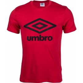Umbro COTTON LARGE LOGO TEE