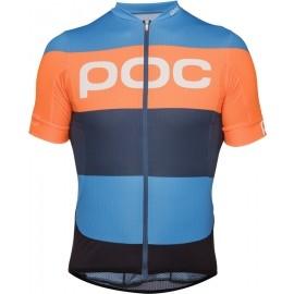 POC ESSENTIAL ROAD BLOCK JRS - Cyklistický dres