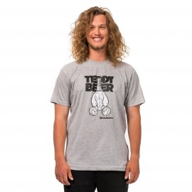Horsefeathers TEDDY BEER T-SHIRT
