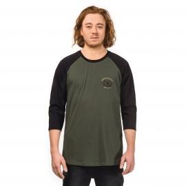 Horsefeathers BEAR T-SHIRT - Pánské triko s dlouhým rukávem