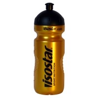Isostar BIDON GOLD 650ML - Univerzální sportovní láhev - Isostar