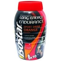 Isostar Long Energy Orange 790 g - Isotonický nápoj