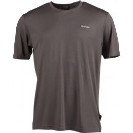 Hi-Tec MEMMO MEN TEE - Pánské technické triko s krátkým rukávem - Hi-Tec