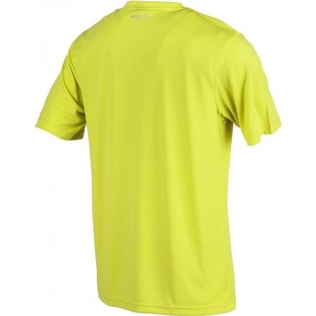 MEMMO MEN TEE - Pánské technické triko s krátkým rukávem - Hi-Tec MEMMO MEN TEE - 3