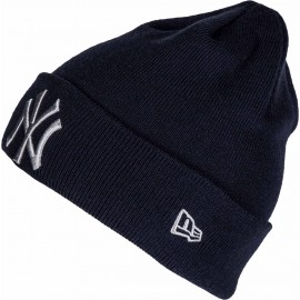New Era MLB LEAGUE ESSENTIAL CUF NEW YORK YANKEES - Klubová zimní čepice