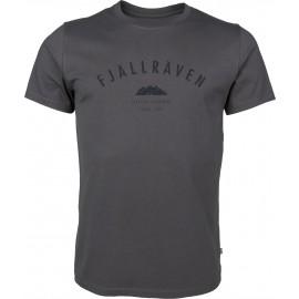 Fjällräven TREKKING EQUIPMENT T-SHIRT - Pánské tričko